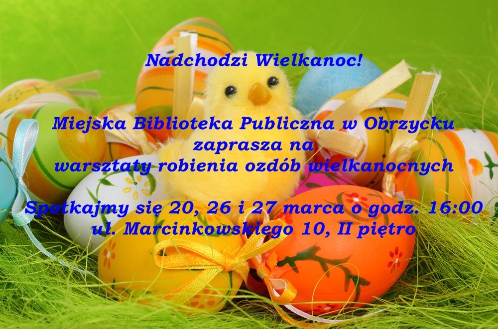 plakat Wielkanoc